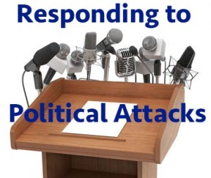 Responding to Political Attacks