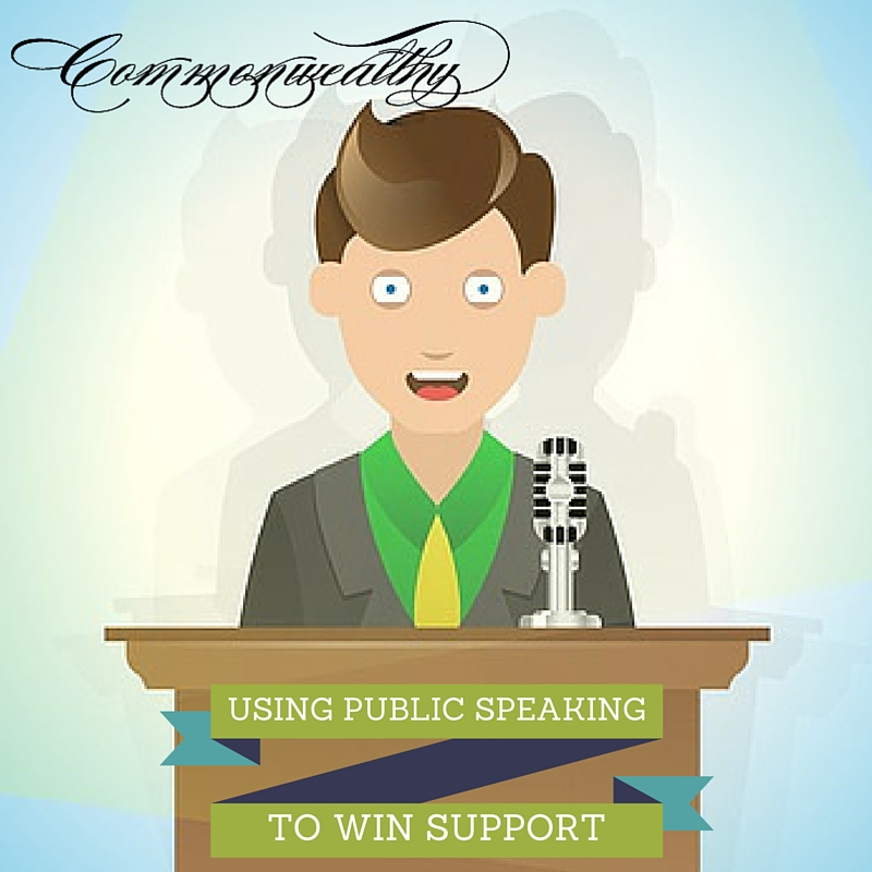 why public speaking gives me anviety